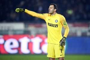 Handanovic has impressed during Inter's recent struggles
