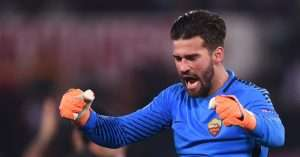 Roma's defensive vulnerabilities have been exposed since Alisson left.