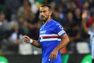 Fabio Quagliarella scored in every league game in December.