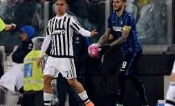 <> at Juventus Arena on February 28, 2016 in Turin, Italy.