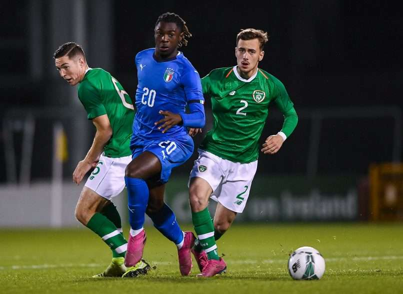 Italy's Moise Kean determined to work hard at Everton