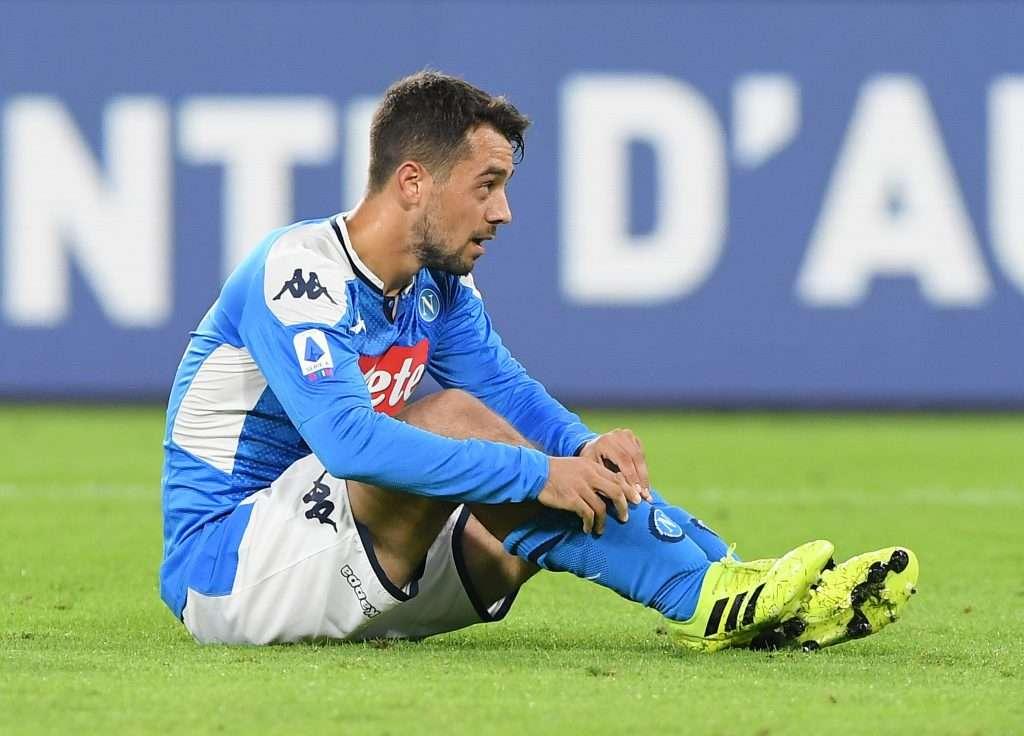 Napoli's Younes pushing for Fortuna Düsseldorf loan move ...